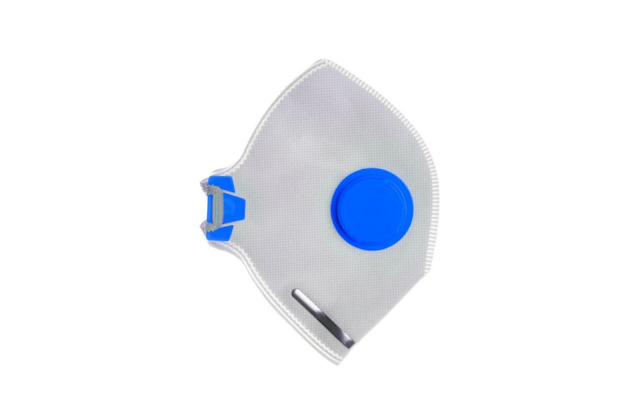 Респиратор Vita - неон-1К FFP-1D синий 10 шт.