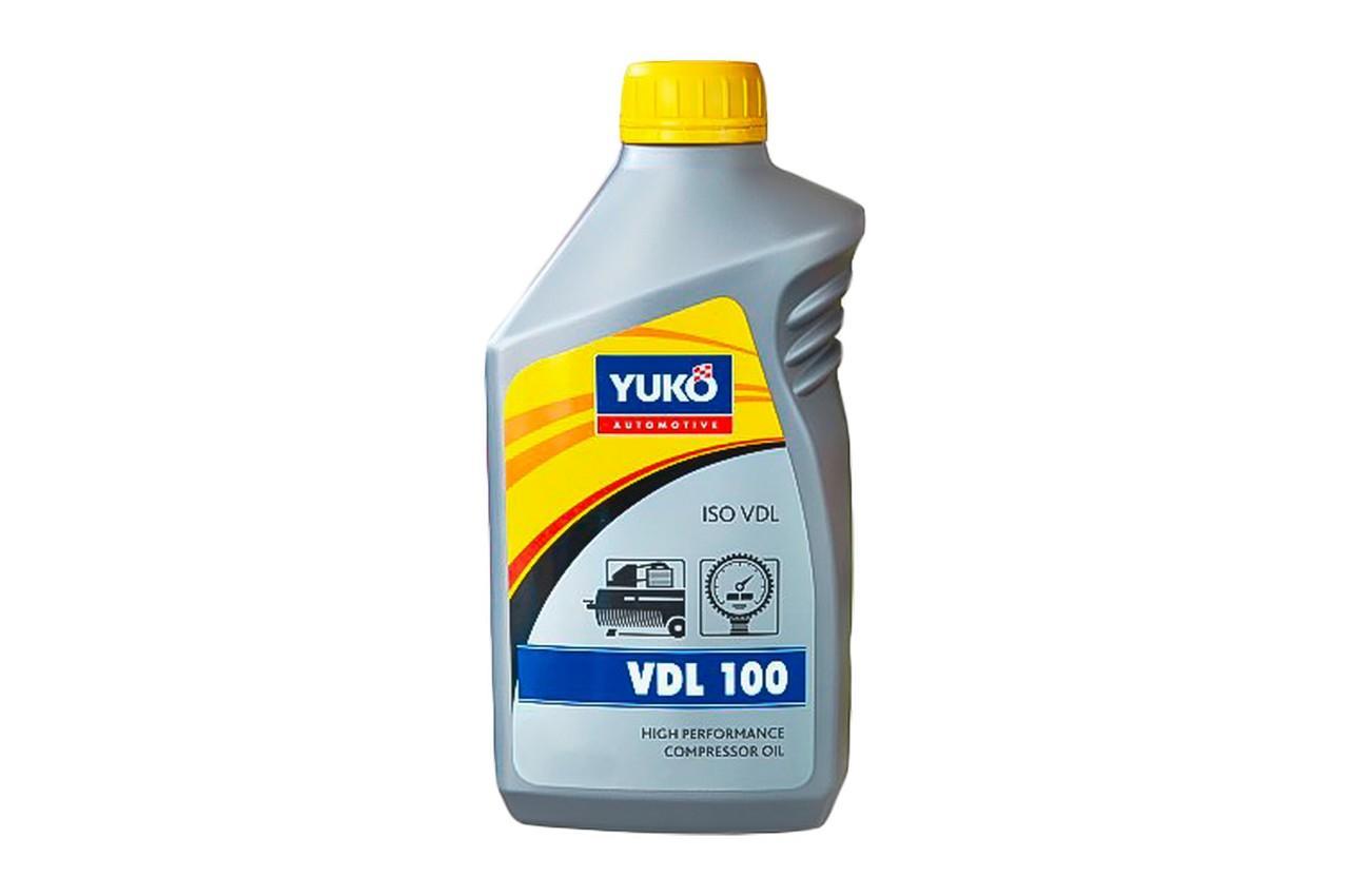 Масло компрессорное PRC - Yuko - 1л VDL 100