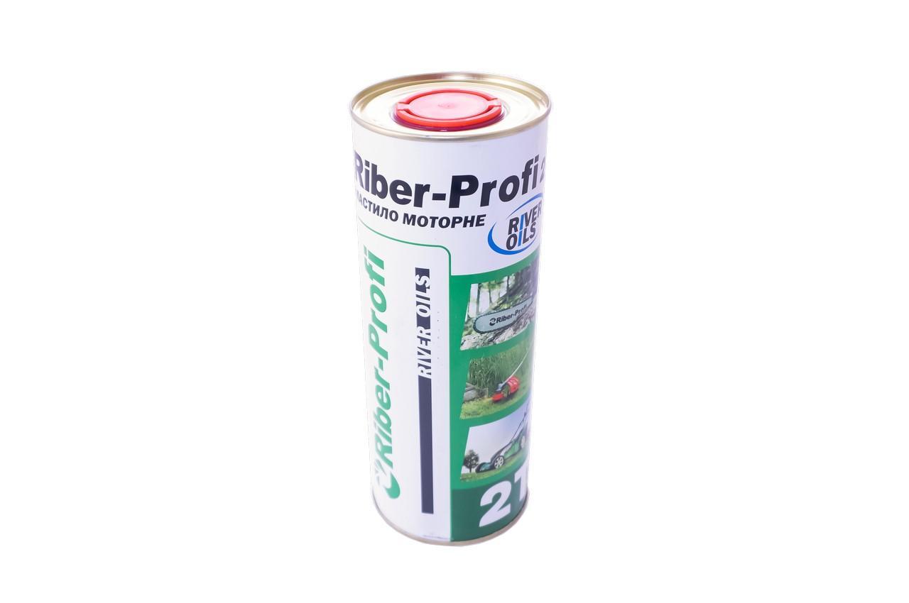 Масло PRC - 2T Riber-Profi - 1л ж/б