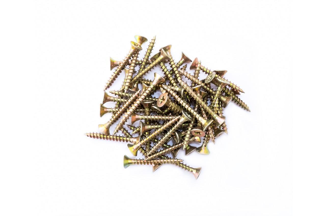 Саморез универсальный Apro - 5,0 x 40 мм (50 шт.)