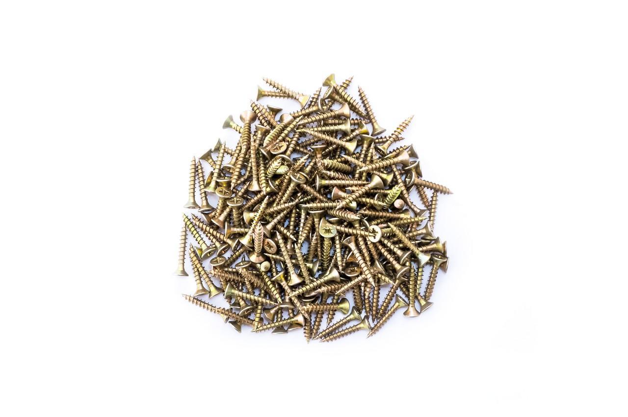 Саморез универсальный Apro - 4,0 x 25 мм (200 шт.), 1014025-1