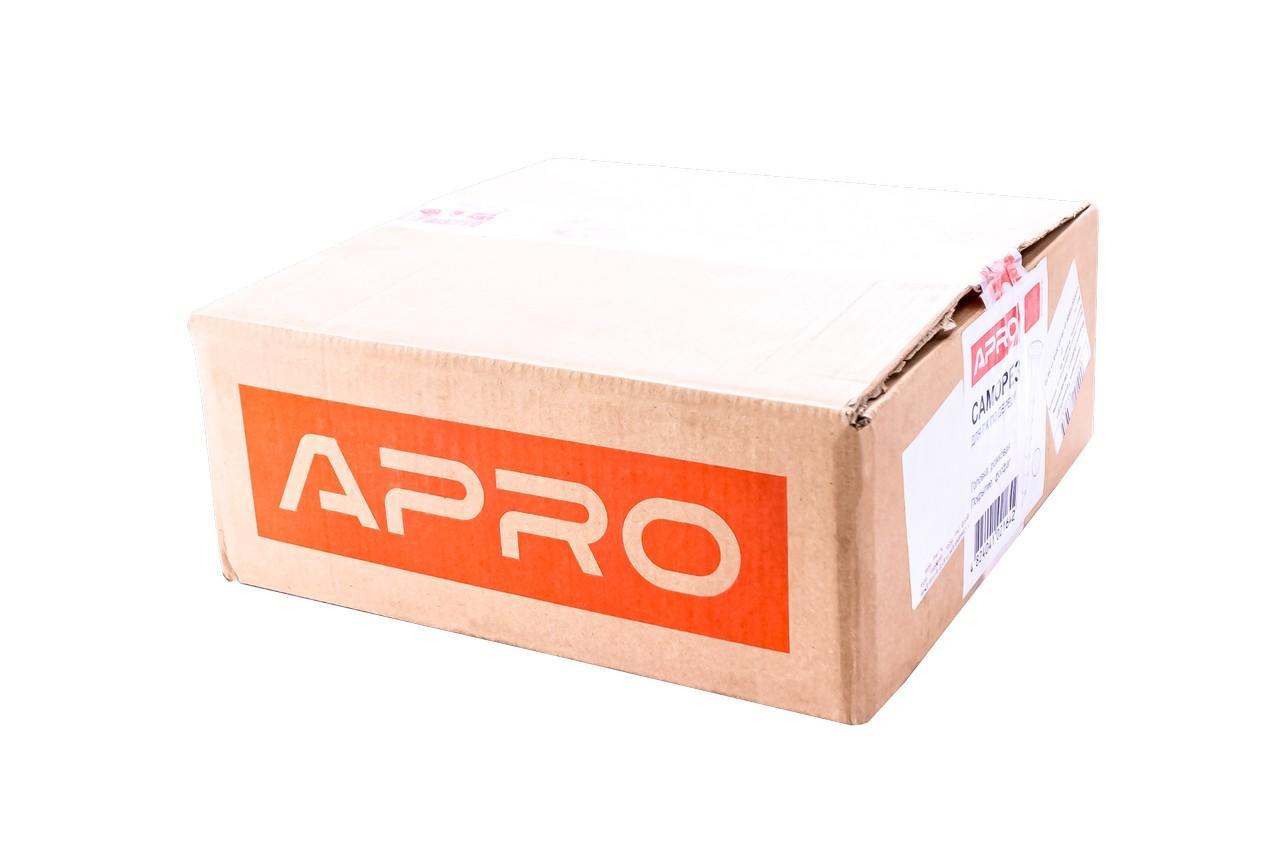 Саморез по металлу с буром Apro - 3,5 x 9,5 мм цинк (22000 шт.)