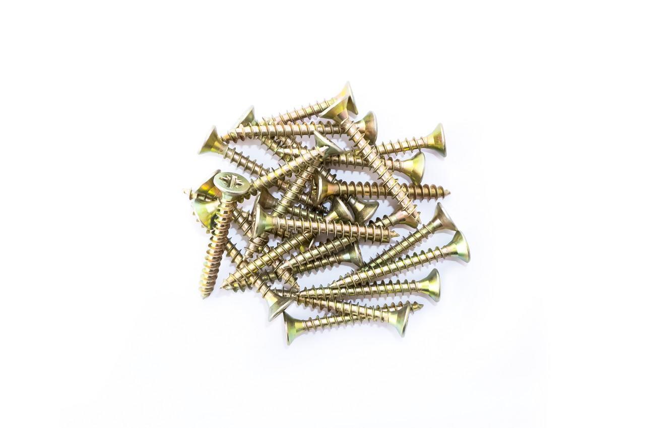 Саморез универсальный Apro - 6,0 x 50 мм (25 шт.), 1016050-1
