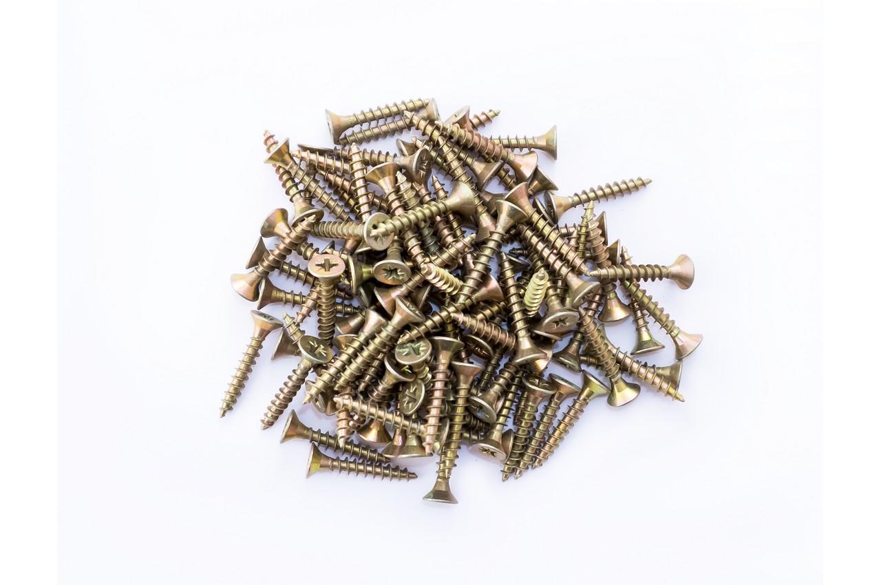 Саморез универсальный Apro - 5,0 x 30 мм (100 шт.)