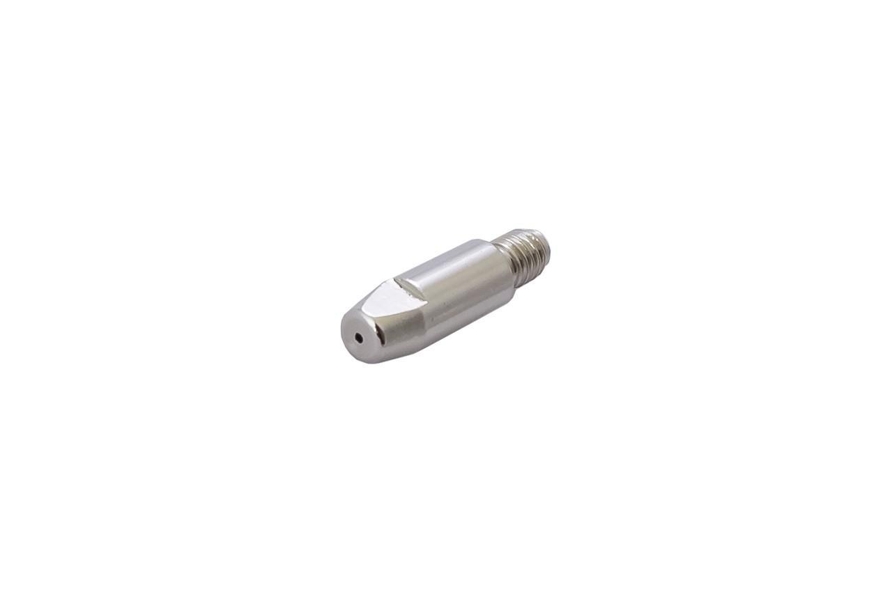 Наконечник для сварочных полуавтоматов Vita - 1,0 мм E-Cu-Nickel М6 x D8 мм x L28 мм PROF