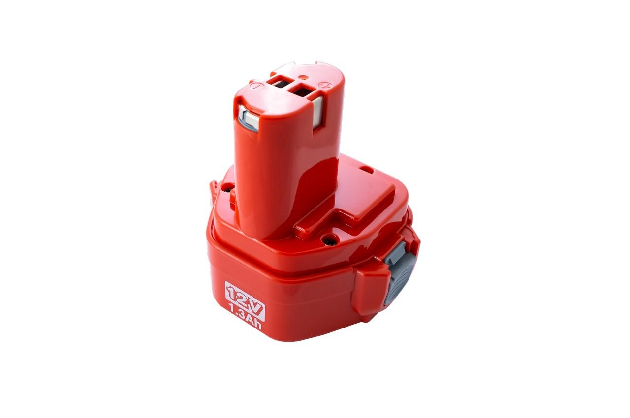 Аккумулятор для шуруповерта Асеса - Makita 12В x 1,3Ач Ni-Cd