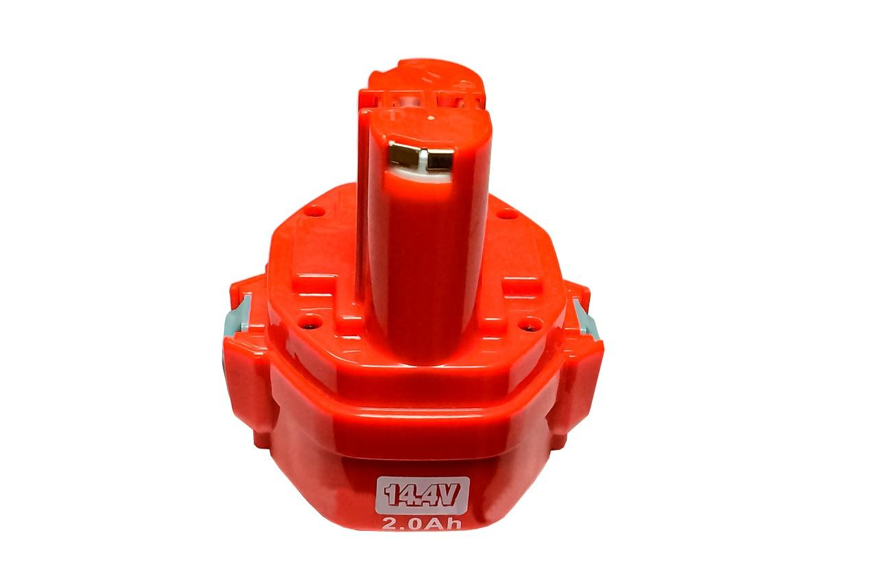 Аккумулятор для шуруповерта Асеса - Makita 14,4В x 2,0Ач Ni-Cd, МК14.4/2.0