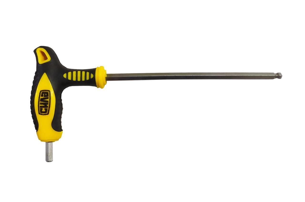 Ключ шестигранный T-образный Сила - 2,5 мм