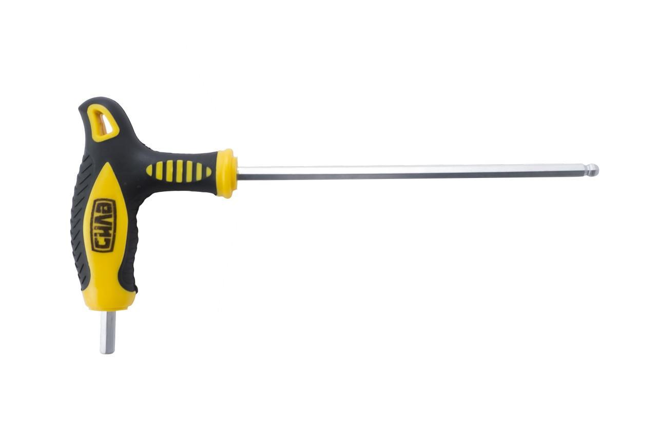Ключ шестигранный T-образный Сила - 5 мм