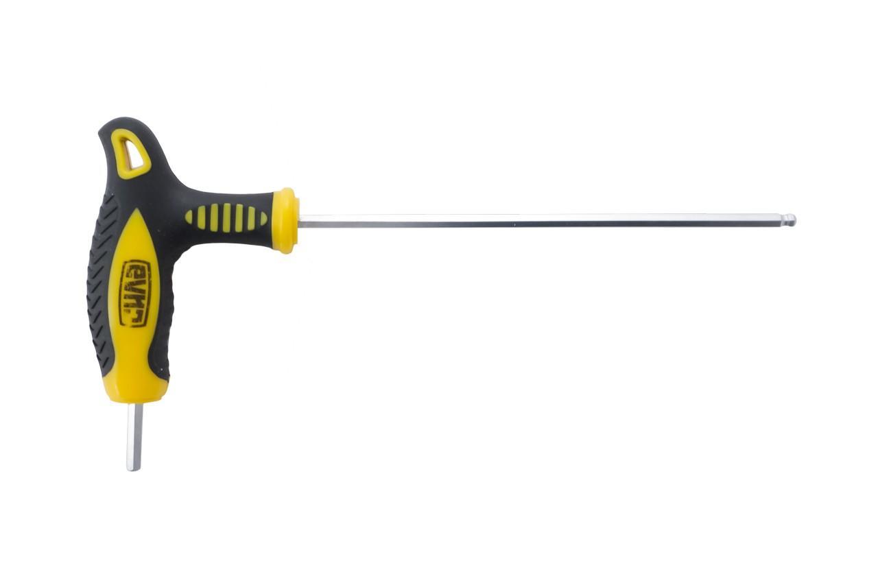 Ключ шестигранный T-образный Сила - 3 мм