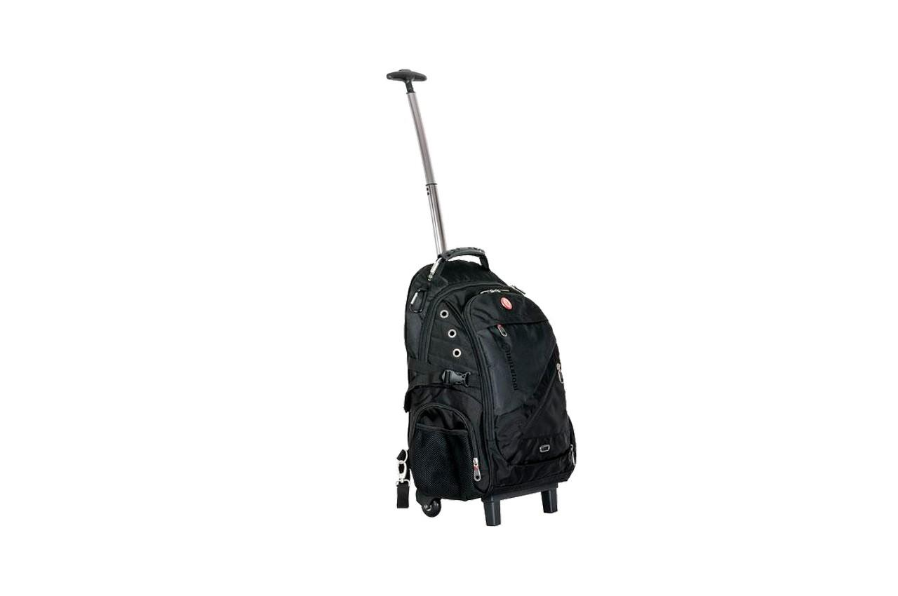 Рюкзак Intertool - 3 отделения x 30 л, на колесах, BX-9024