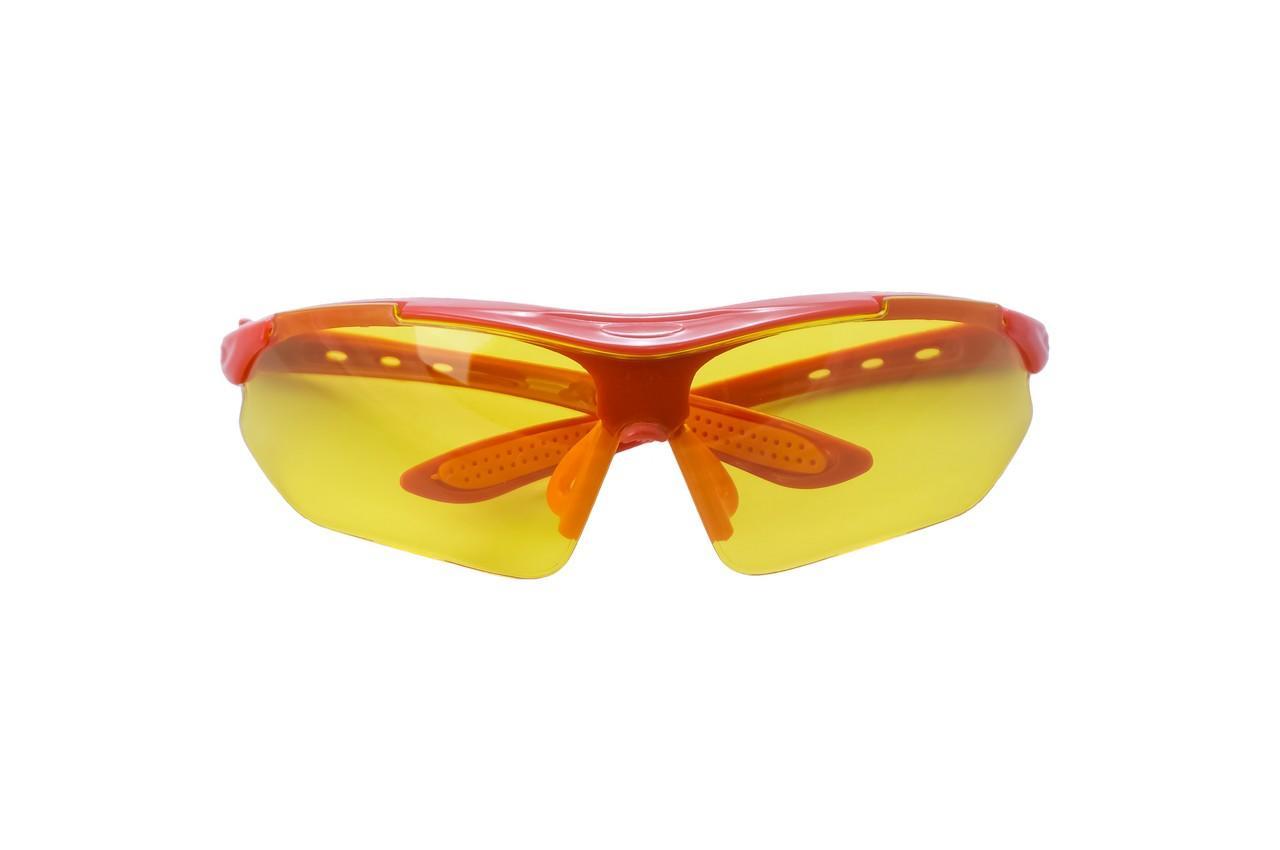 Очки Housetools - эластичные дужки желтые