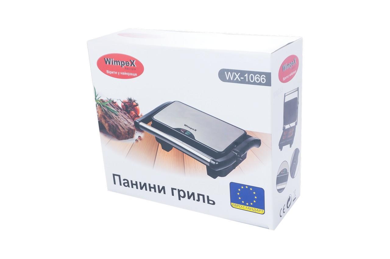 Гриль контактный Wimpex - WX-1066
