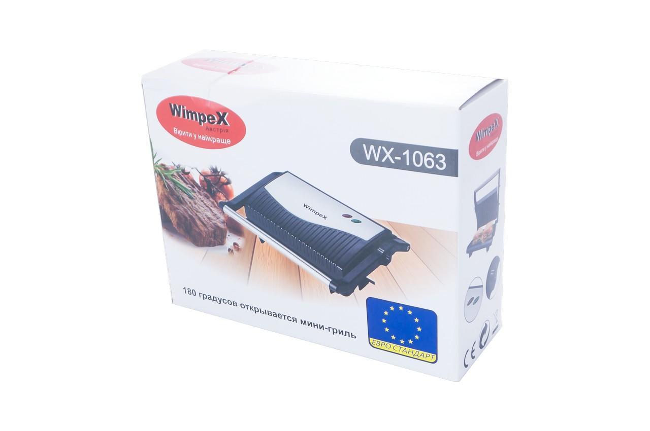 Гриль контактный Wimpex - WX-1063