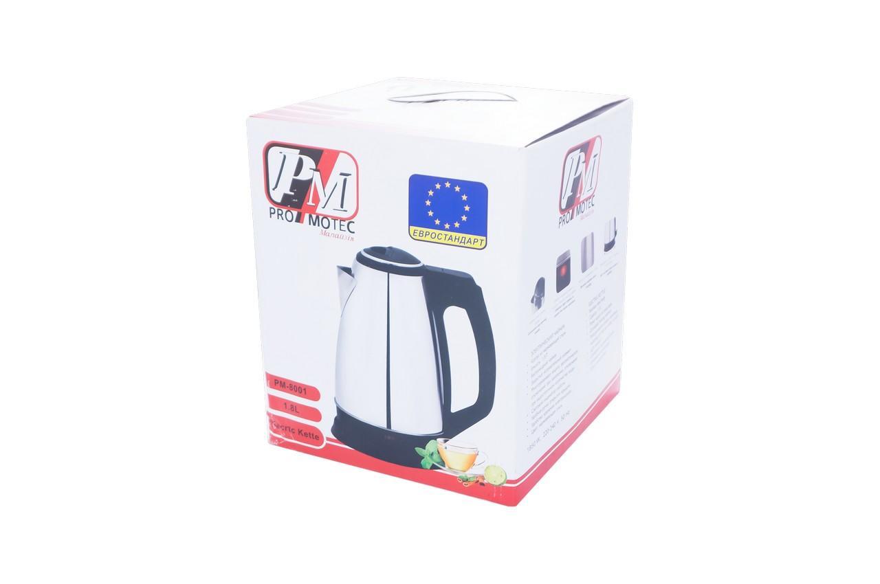 Электрочайник Promotec - PM-8001