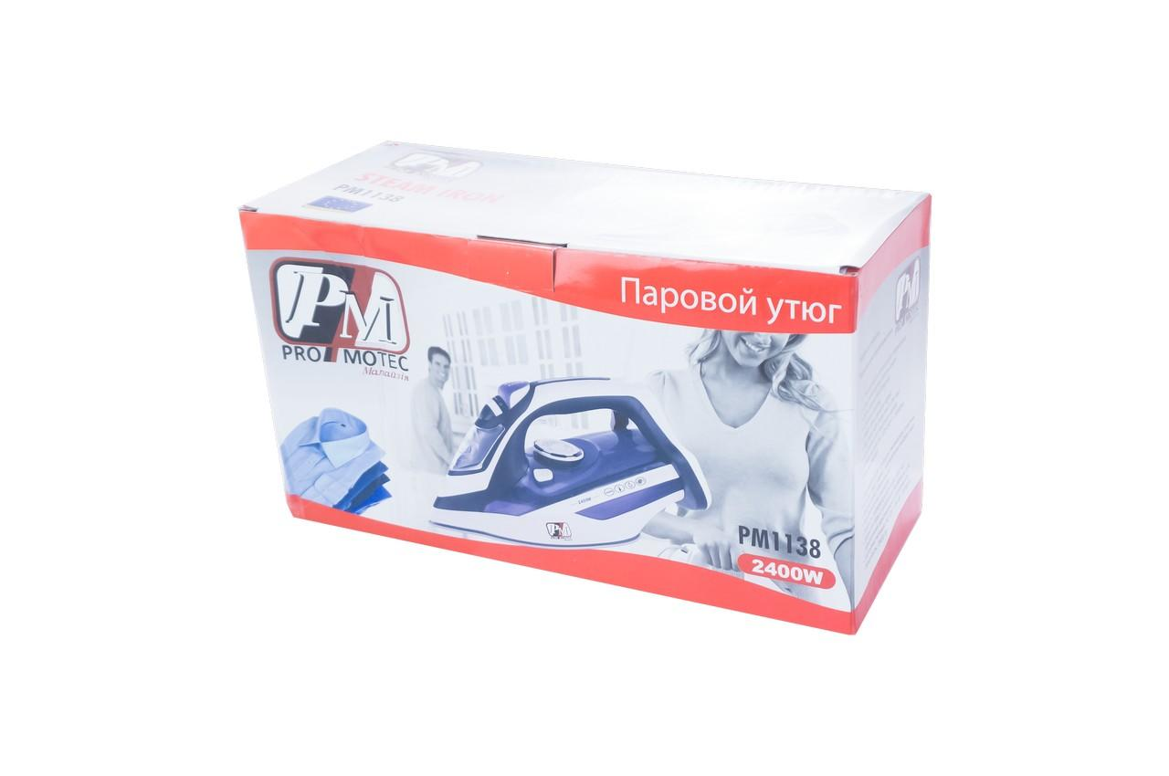 Утюг Promotec - PM-1138