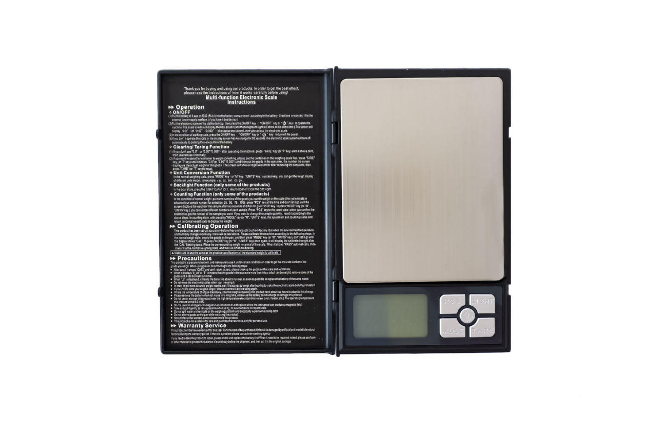 Весы ювелирные Notebook - 1108-2