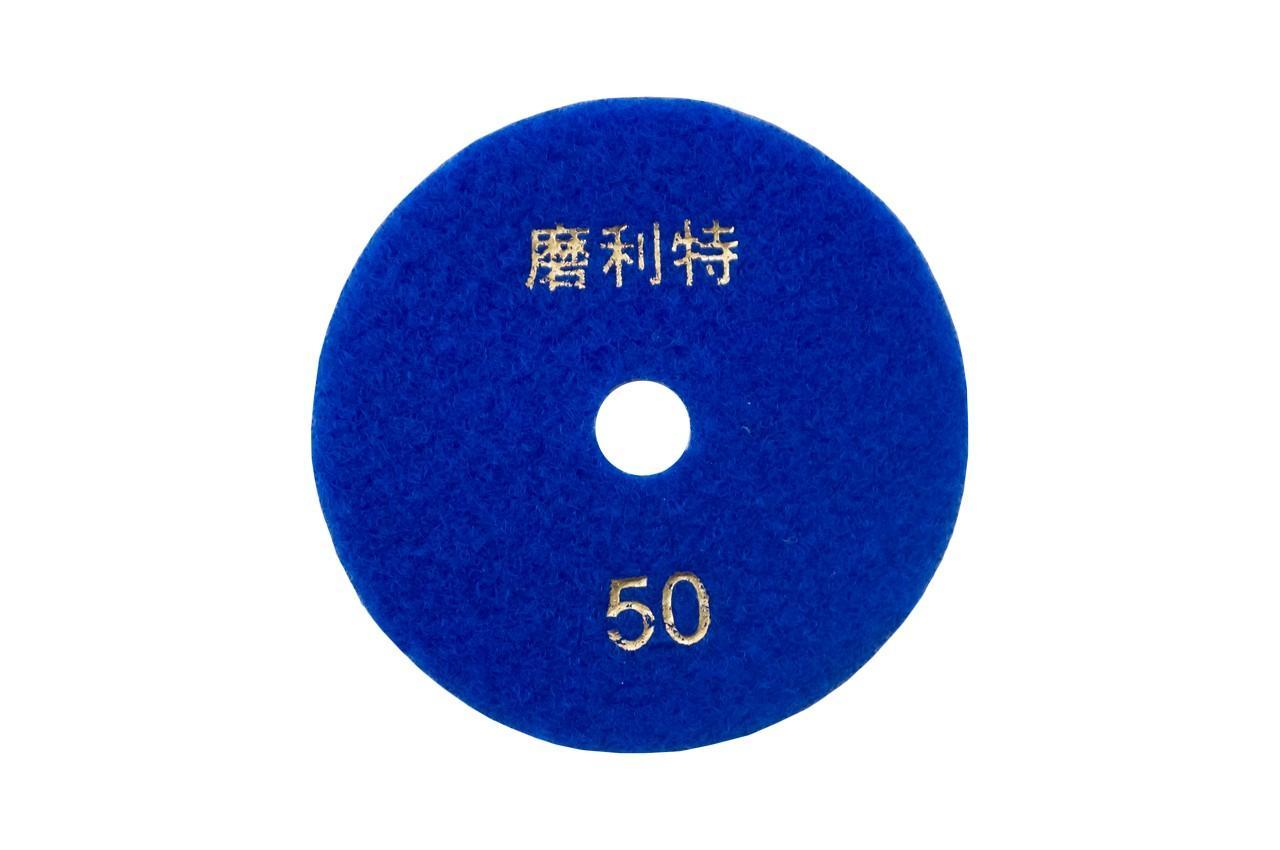 Диск алмазный шлифовальный Асеса - 100 мм x P50