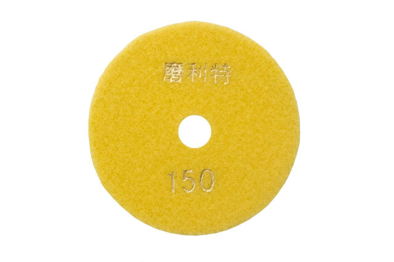 Диск алмазный шлифовальный Асеса - 100 мм x P150