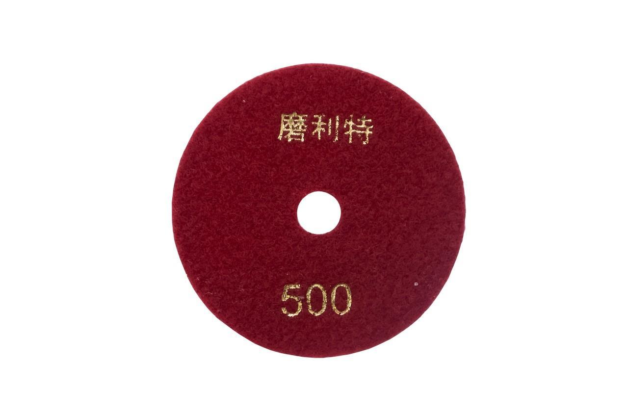 Диск алмазный шлифовальный Асеса - 100 мм x P500