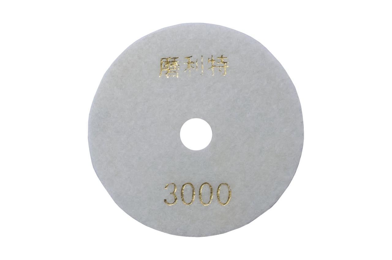 Диск алмазный шлифовальный Асеса - 100 мм x P3000