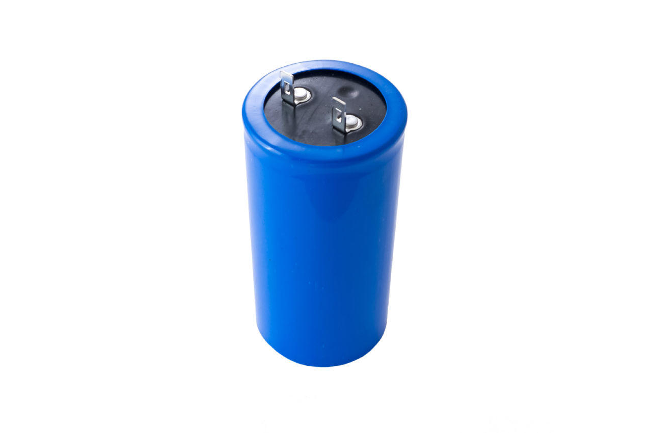 Конденсатор Асеса - 400 мкФ x 250 В, клеммы