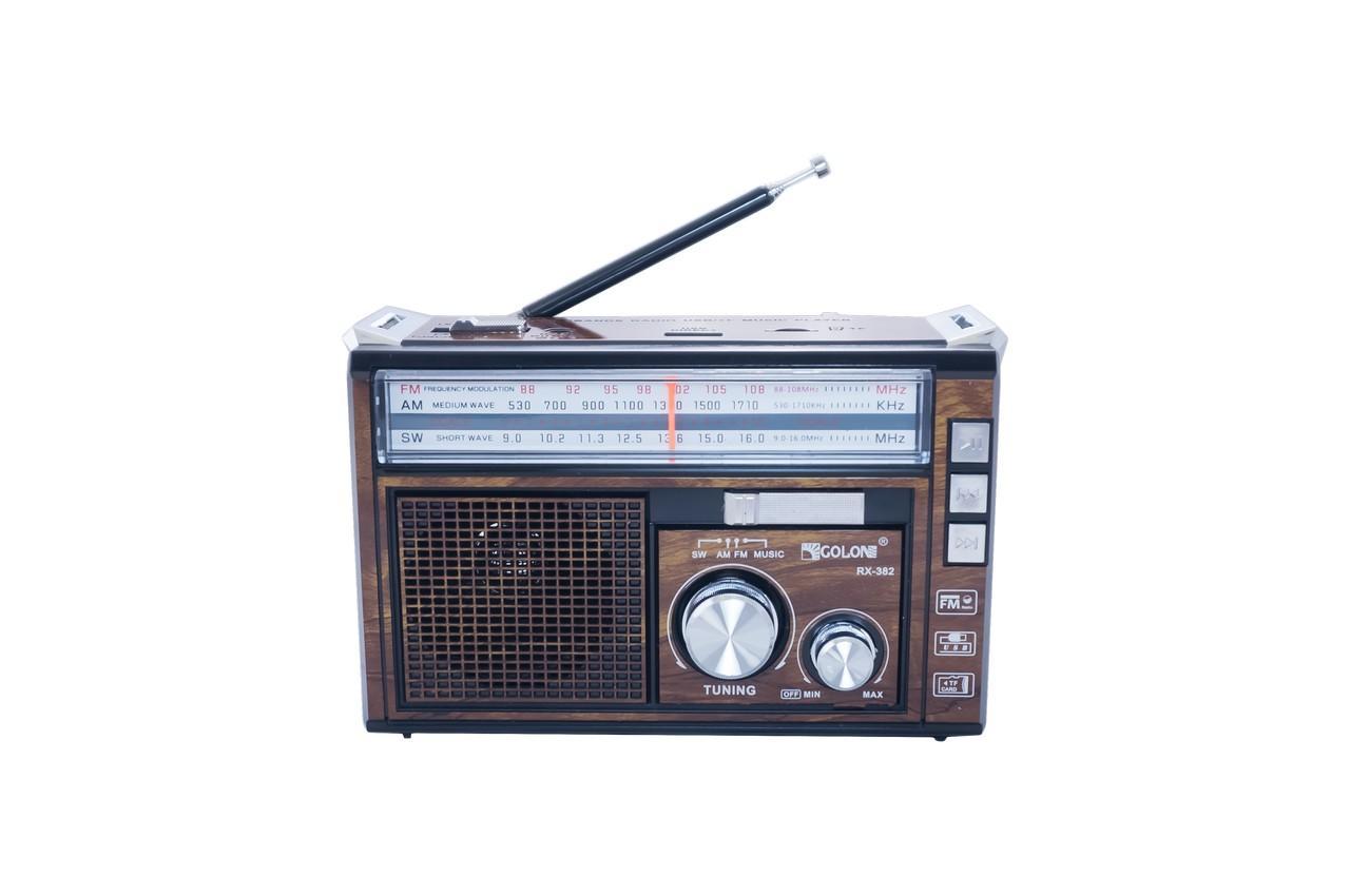 Радиоприемник Golon - RX-382