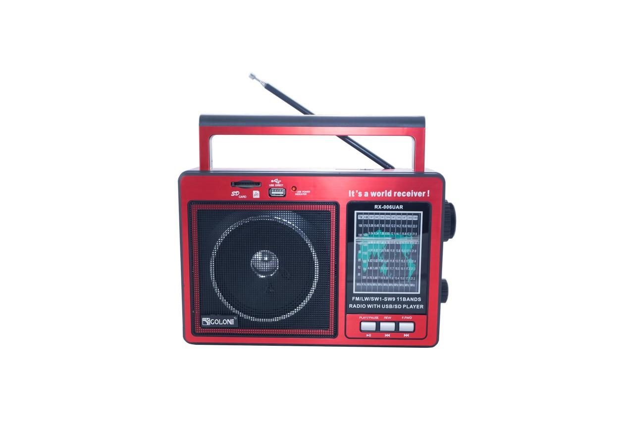 Радио Golon - RX-006UAR
