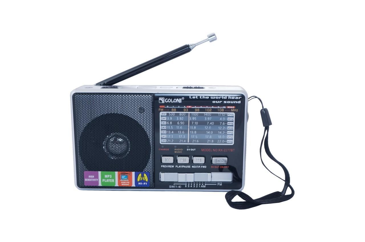 Радио Golon - RX-2277BT