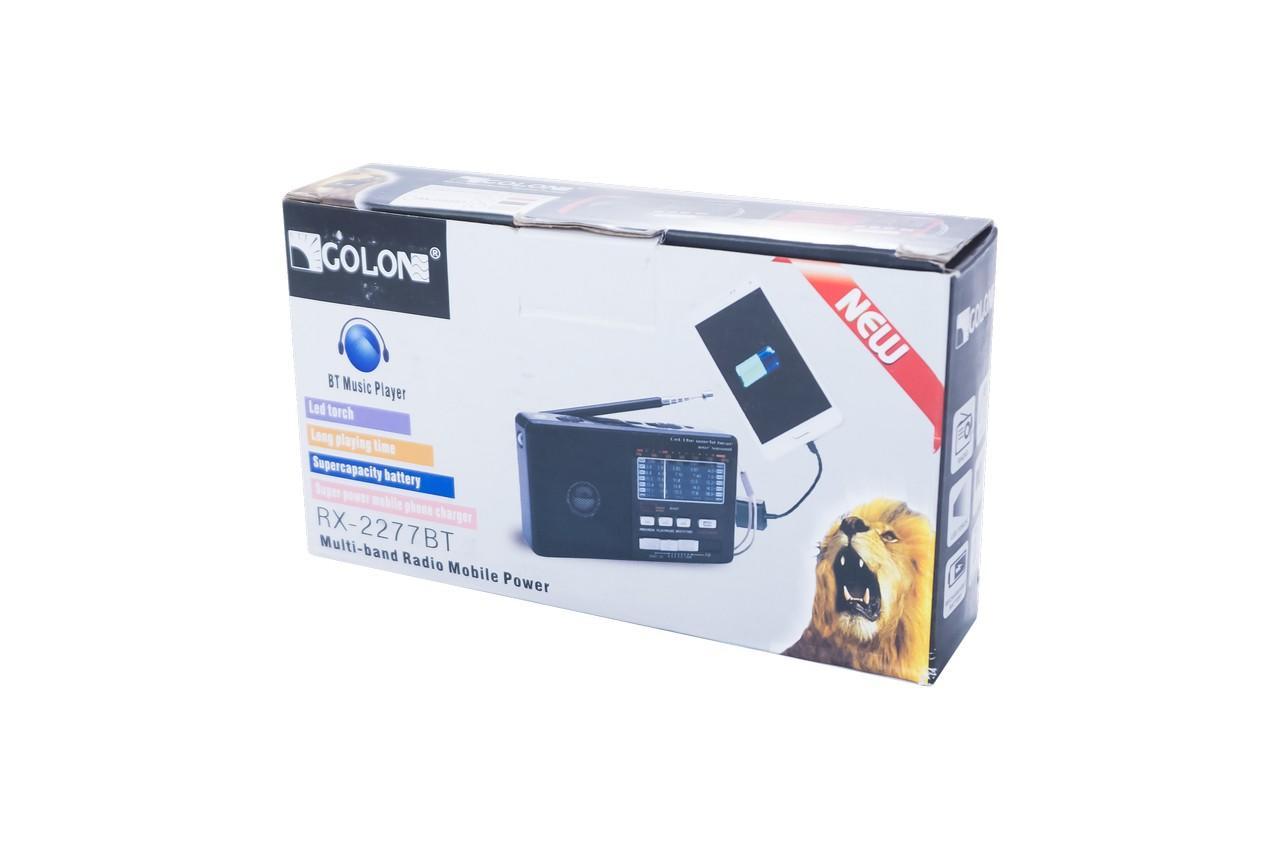 Радиоприемник Golon - RX-2277BT