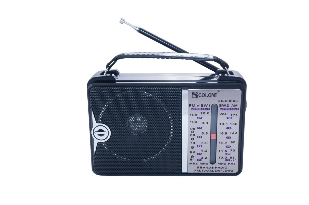 Радио Golon - RX-606AC
