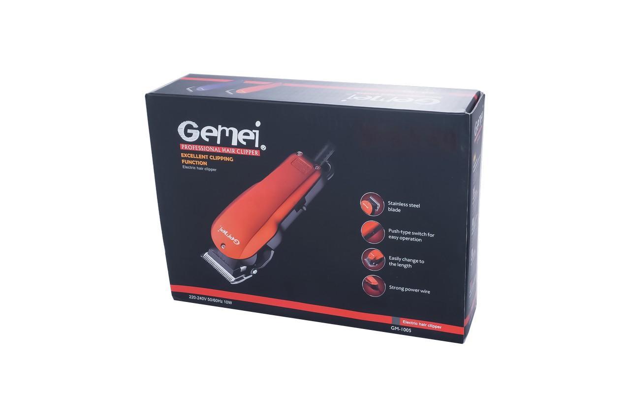 Машинка для стрижки Gemei - GM-1005