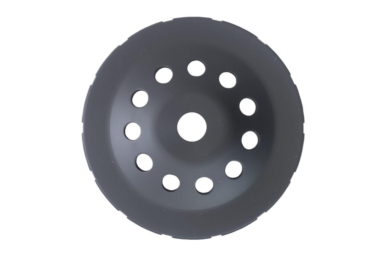 Чашка алмазная Асеса - 180 x 22,2 мм сегмент черная