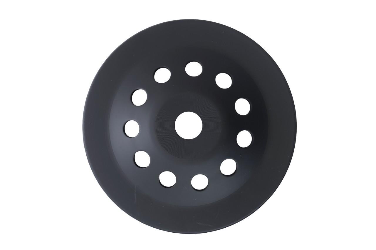 Чашка алмазная Асеса - 180 x 22,2 мм турбо черная