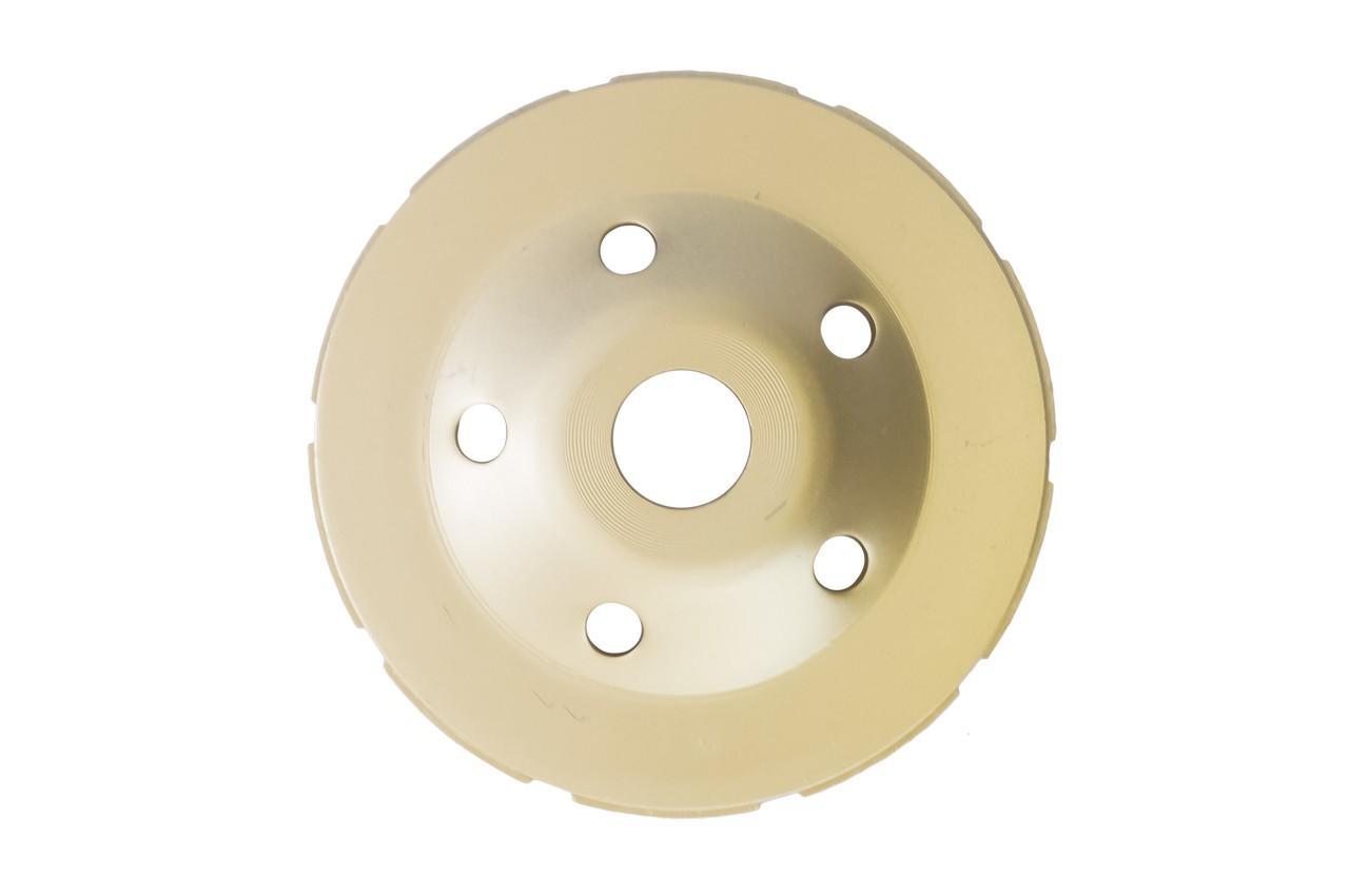 Чашка алмазная Асеса - 125 x 22,2 мм сегмент желтая