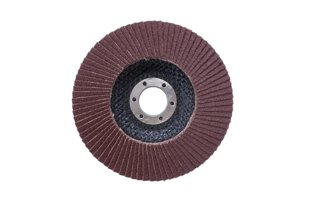 Круг лепестковый торцевой Асеса - 125 мм x Р40 1 шт.