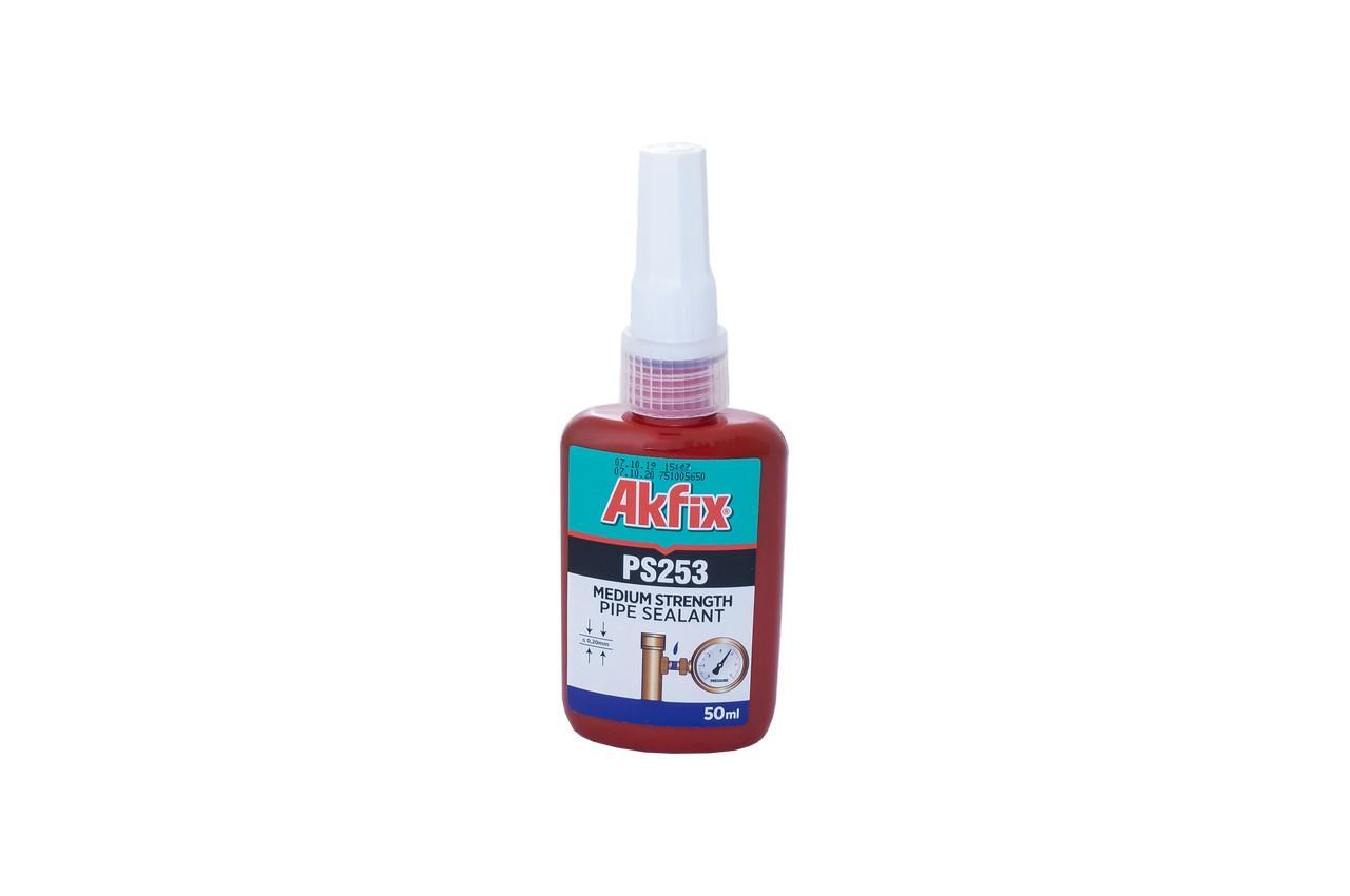 Анаэробный резьбовой герметик Akfix - 50 мл, PS253