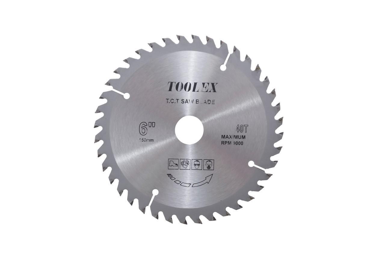 Диск пильный Асеса - 150 x 22,2 мм x 40T
