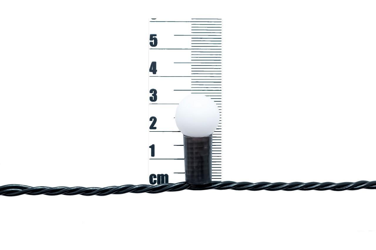 Гирлянда светодиодная NY - 40 LED L M Color
