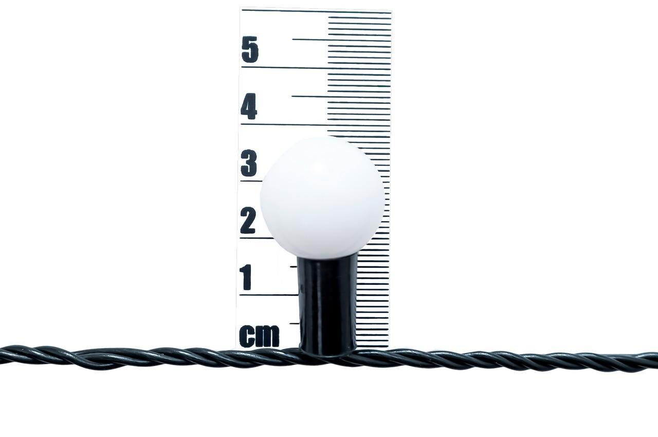 Гирлянда светодиодная NY - 40 LED L XL Color