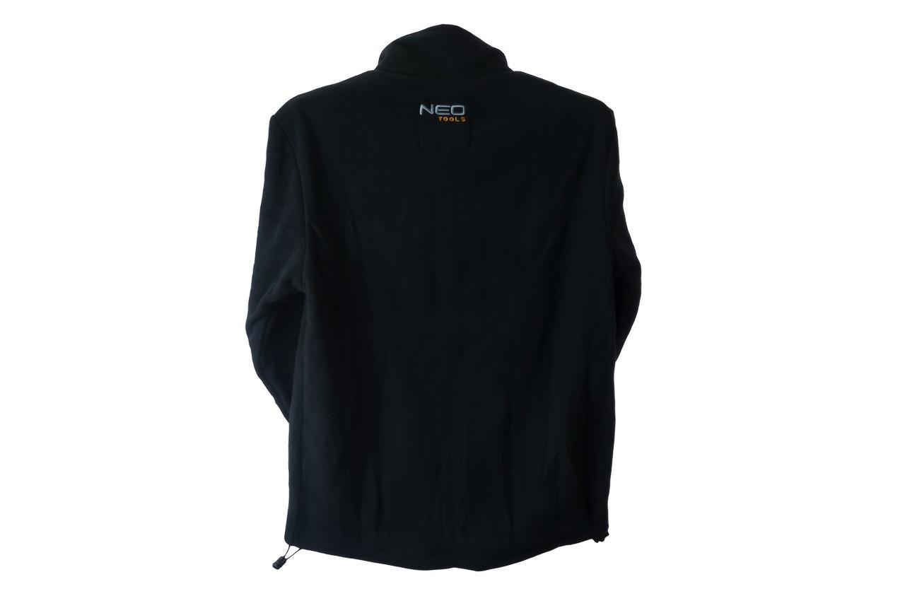 Блуза флисовая - XL/56 черная