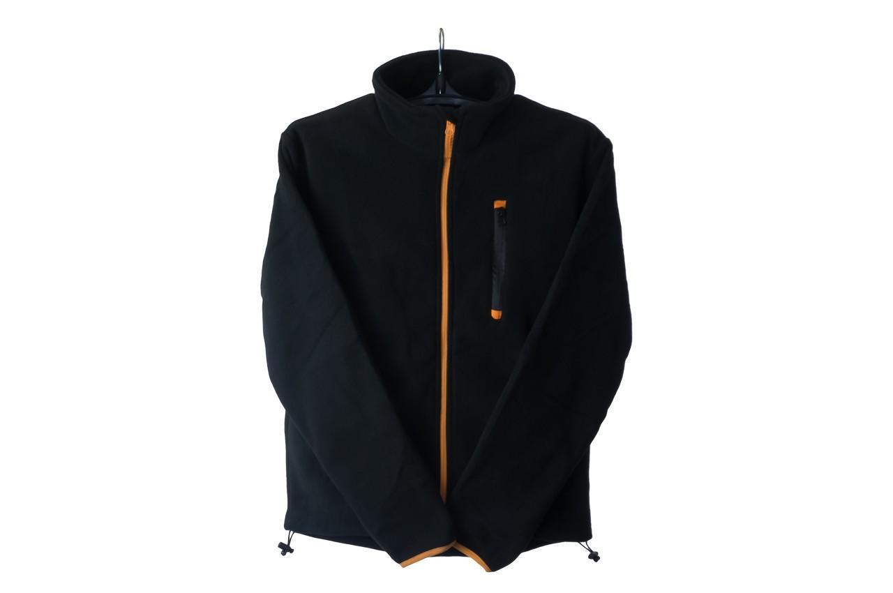 Блуза флисовая - XXL/58 черная