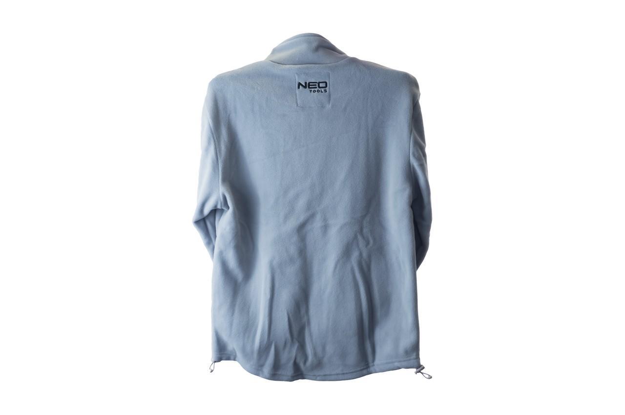 Блуза флисовая NEO - XXL/58 серая