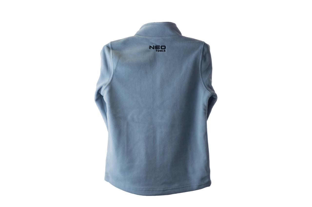 Блуза флисовая NEO - S/36 серая