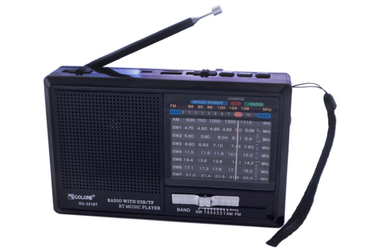 Радиоприемник Golon - RX-321 BT
