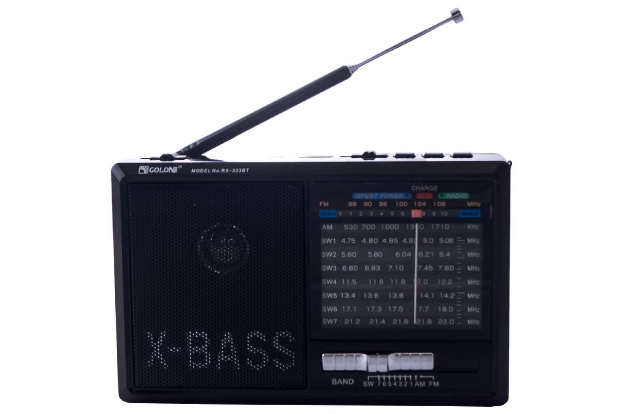 Радиоприемник Golon - RX-323 BT