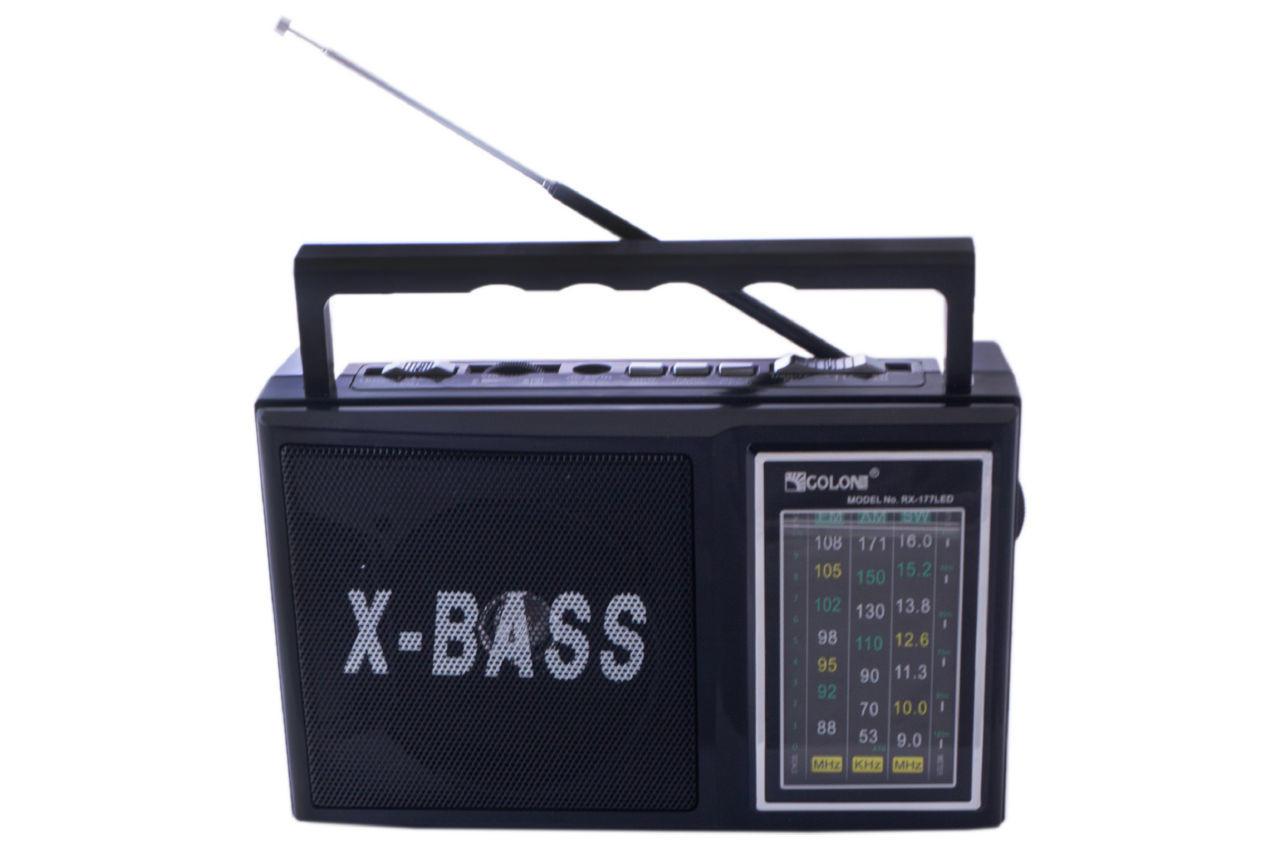 Радиоприемник Golon - RX-177LED
