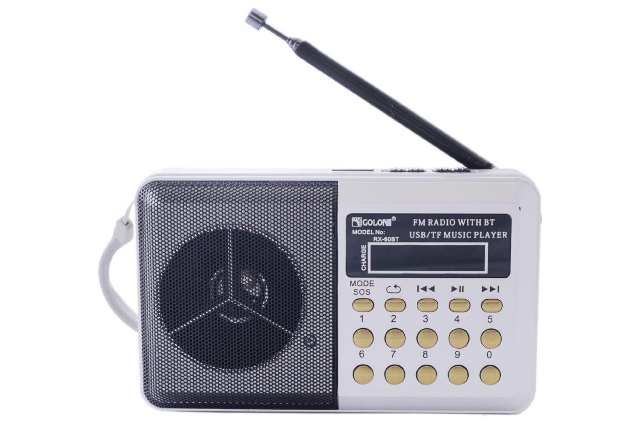 Радиоприемник Golon - RX-60BT