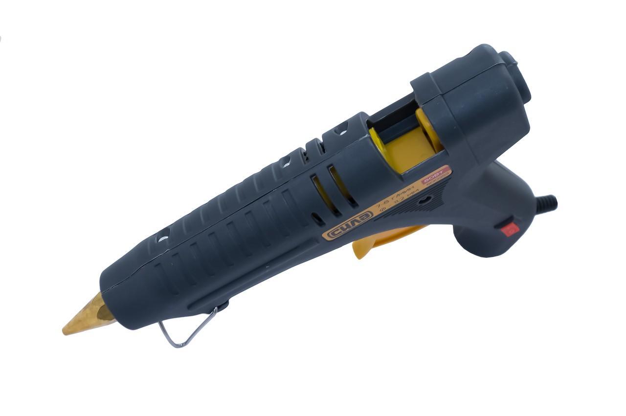 Пистолет клеевой Сила - 11,2 мм x 80 Вт
