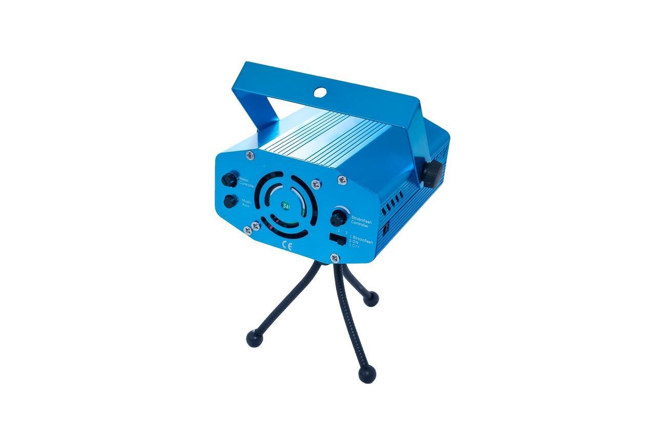 Лазерный проектор - спирали (4 рисунка)